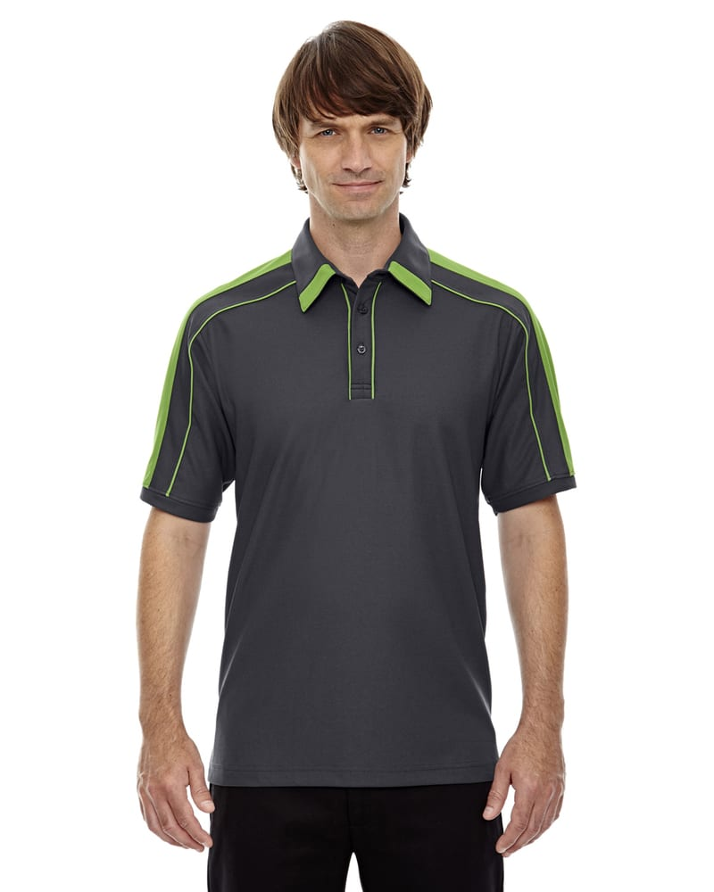 Ash City North End 88648 - Men's Performance Polyester Pique Polo