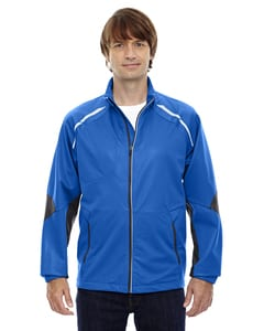 Ash City North End 88654 - Dynamo Mens Hybrid Performance Soft Shell Jacket
