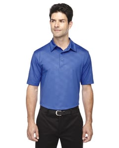 Ash City North End 88659 - Maze Mens Performance Stretch Embossed Print Polo