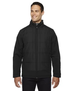 Ash City North End 88661 - Neo Mens Insulated Hybrid Soft Shell Jackets