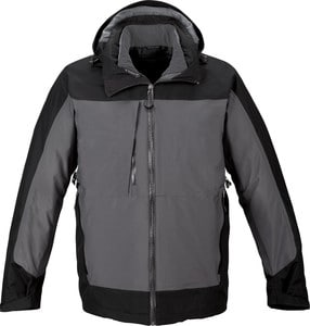 Ash City North End 88663 - Alta Mens 3-In-1 Seam-Sealed Jacket With Insulated Liner