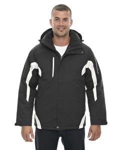 Ash City North End 88664 - Apex Mens Insulated Seam-Sealed Jacket