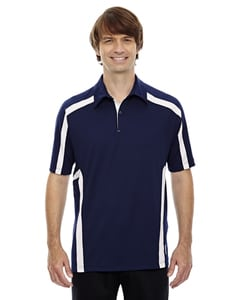 Ash City North End 88667 - Accelerate Polo Pour Homme En Performance Utk Frais.Logikmc