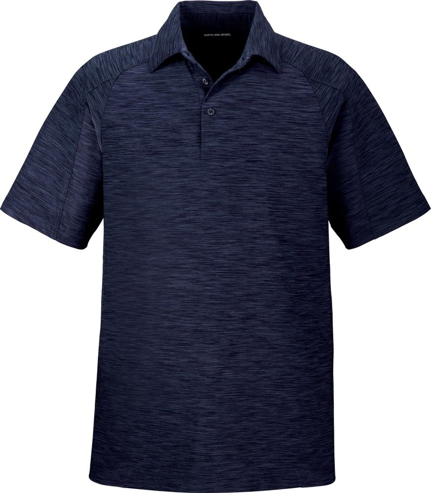 Ash City North End 88668 - Barcode Men's Performance Stretch Polo