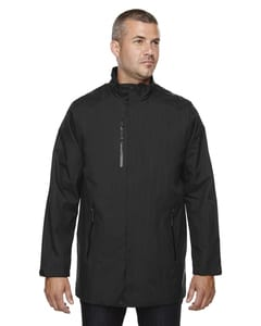 Ash City North End 88670 - Metropolitan Mens Lightweight City Length Jacket
