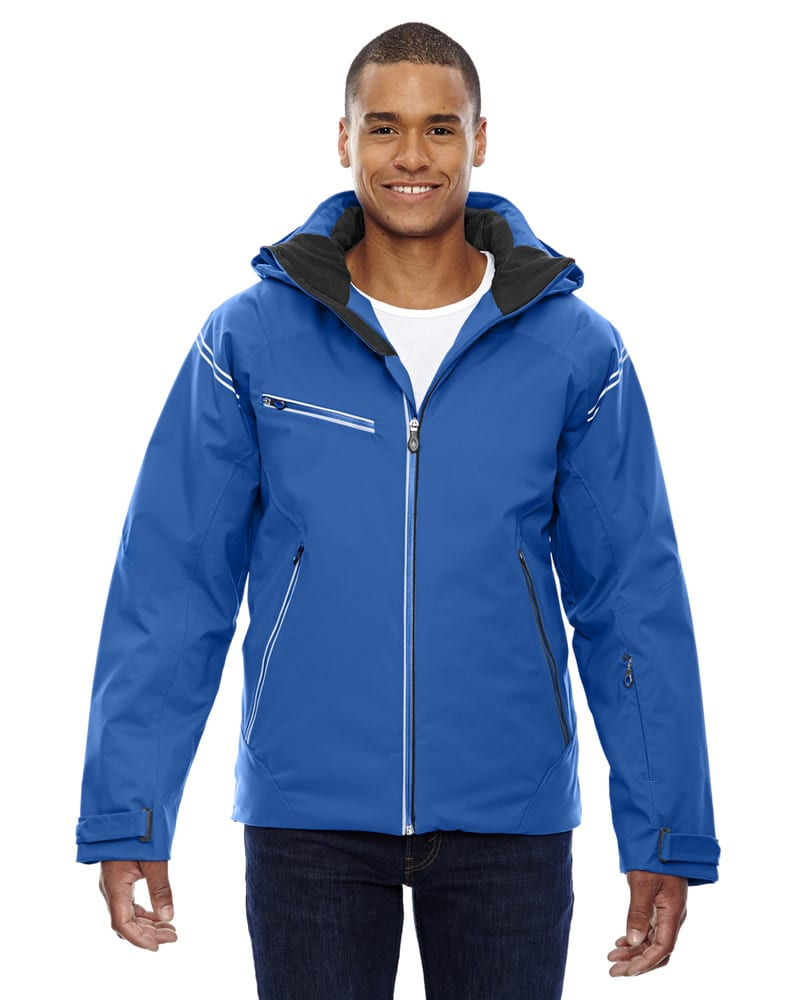 Ash City North End 88680 - Ventilate Men's Seam-Sealed Insulated Jacket