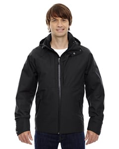 Ash City North End 88685 - Skyline MensCity Twill Insulated Jackets With Heat Reflect Technology