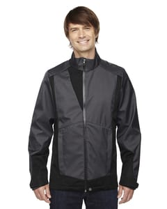 Ash City North End 88686 - Commute Mens 3-Layer Light Bonded Two-Tone Soft Shell Jackets With Heat Reflect Technology