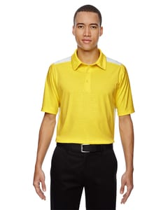 Ash City North End 88691 - NEW REFLEX MENS UTK cool.logikTM PERFORMANCE EMBOSSED PRINT POLO