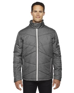 Ash City North End 88698 - Avant Mens Tech Mélange Insulated Jackets With Heat Reflect Technology