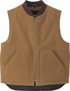 Ash City Vintage 88704 - Mens Cotton Insulated Vest