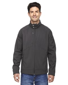 Ash City North End 88801 - Skyscape Mens 3-Layer Textured Two Tone Soft Shell Jackets