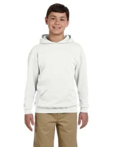 Jerzees 996Y - Youth 13.3 oz., 50/50 NuBlend® Fleece Pullover Hood