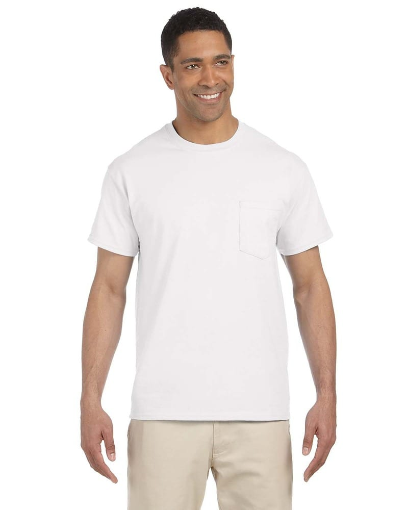 Gildan G230 - Ultra Cotton® 6 oz. Pocket T-Shirt (2300)