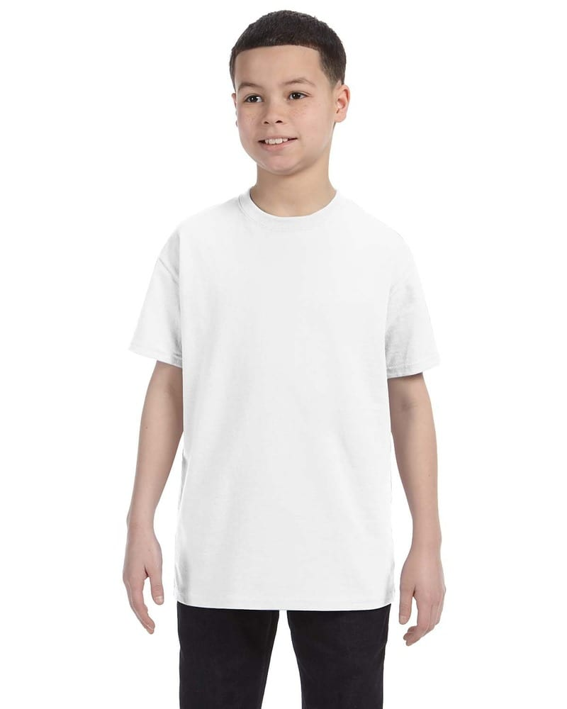 b89d0feaa48 Gildan G500B - Heavy Cotton™ Youth 8.9 oz. T-Shirt (5000B)