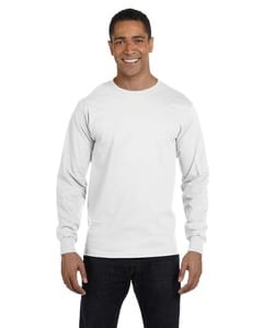 Fruit of the Loom HD6LR - 6 oz., 100% Cotton Lofteez HD® Long-Sleeve T-Shirt