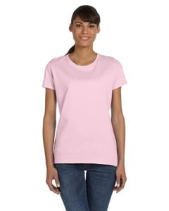 Fruit of the Loom L3930R - T-shirt pour femme 100% Heavy cottonMD, 8,3 oz de MD