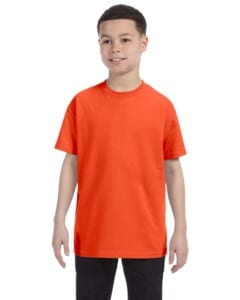 Jerzees 29B - Youth 9.3 oz., 50/50 Heavyweight Blend™ T-Shirt