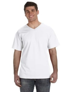 Fruit of the Loom 39VR - 5 oz., 100% Heavy Cotton HD® V-Neck T-Shirt
