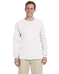 Fruit of the Loom 4930 - ® 8.3 oz., 100% Heavy Cotton HD® Long-Sleeve T-Shirt