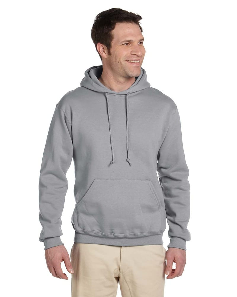 Jerzees 4997 - 9.5 oz., 50/50 Super Sweats® NuBlend® Fleece Pullover Hood