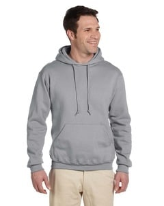 Jerzees 4997 - 15.9 oz., 50/50 Super Sweats® NuBlend® Fleece Pullover Hood