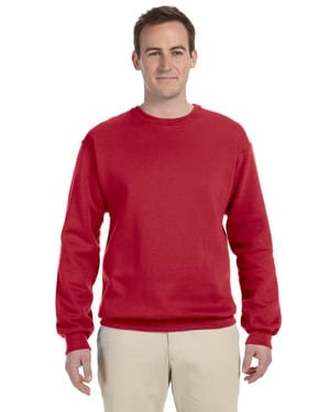 Jerzees 562 -  13.3 oz., 50/50 NuBlend® Fleece Crew