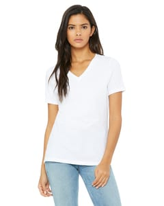 Bella+Canvas 6405 - Missy Jersey Short-Sleeve V-Neck T-Shirt