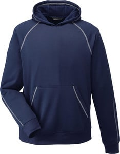 Ash City North End 68164 - Pivot Youth Performance Fleece Hoodie
