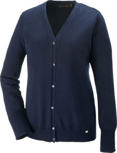 Ash City North End 71004 - Dollis Ladies Soft Touch Cardigan