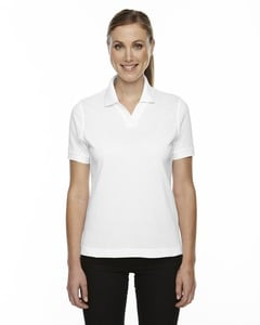 Ash City Extreme 75027 - Ladies Extreme Cotton Blend Pique Polo