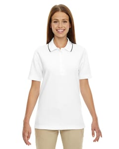 Ash City Extreme 75045 - Ladies Edry™ Needle Out Interlock Polo