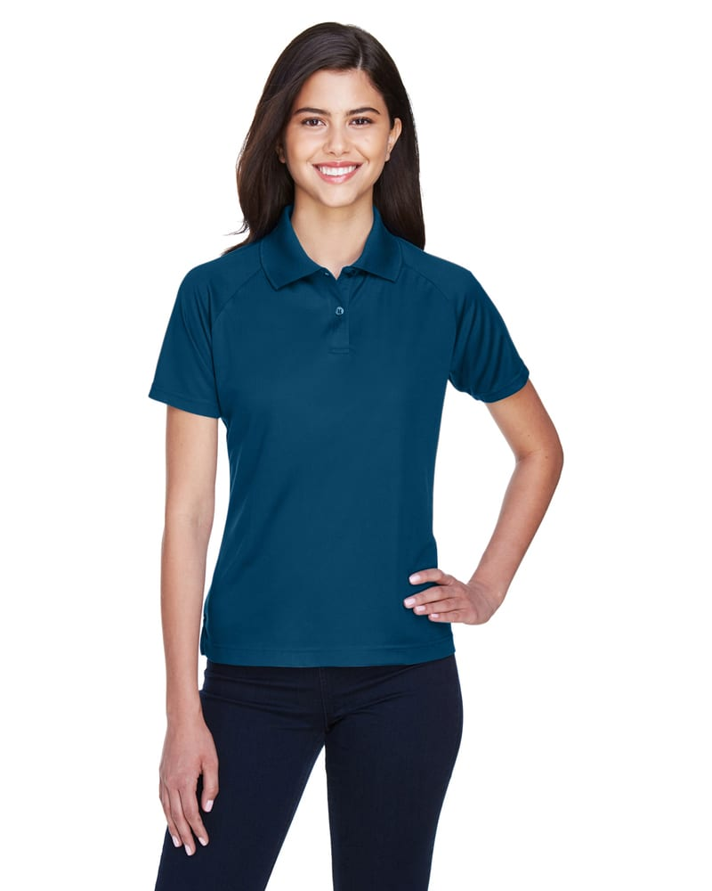 Ash City Extreme 75046 - Ladies' Eperformance™ Pique Polo
