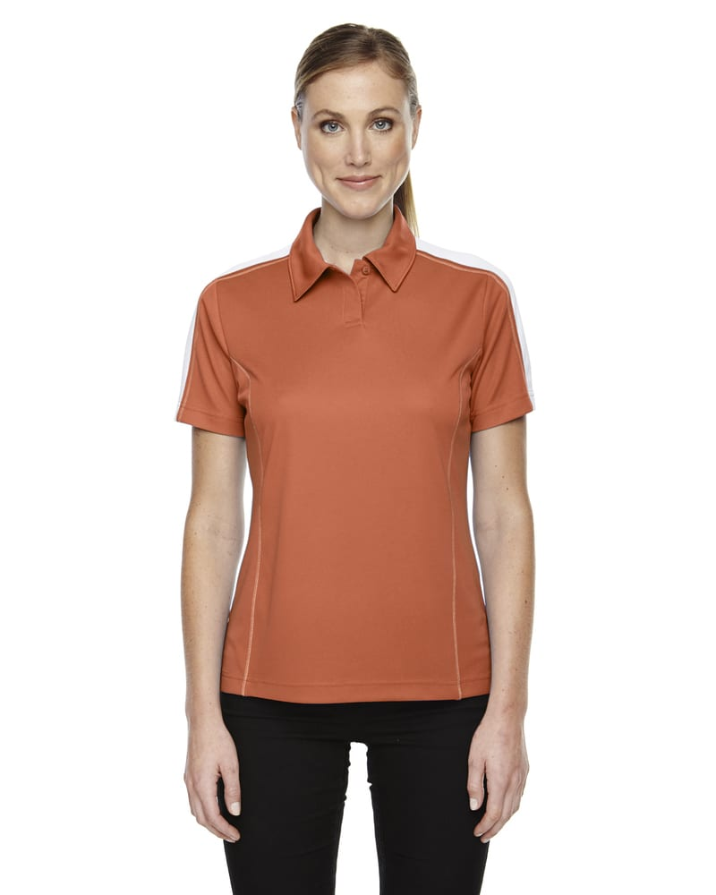 Ash City Extreme 75052 - Ladies' Eperformance™ Pique Color-Block Polo
