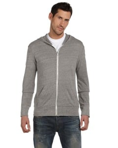 Alternative AA1970 - Mens Eco Long-Sleeve Zip Hoodie