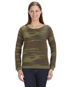 Alternative 09597F2 - Ladies Dash Pullover