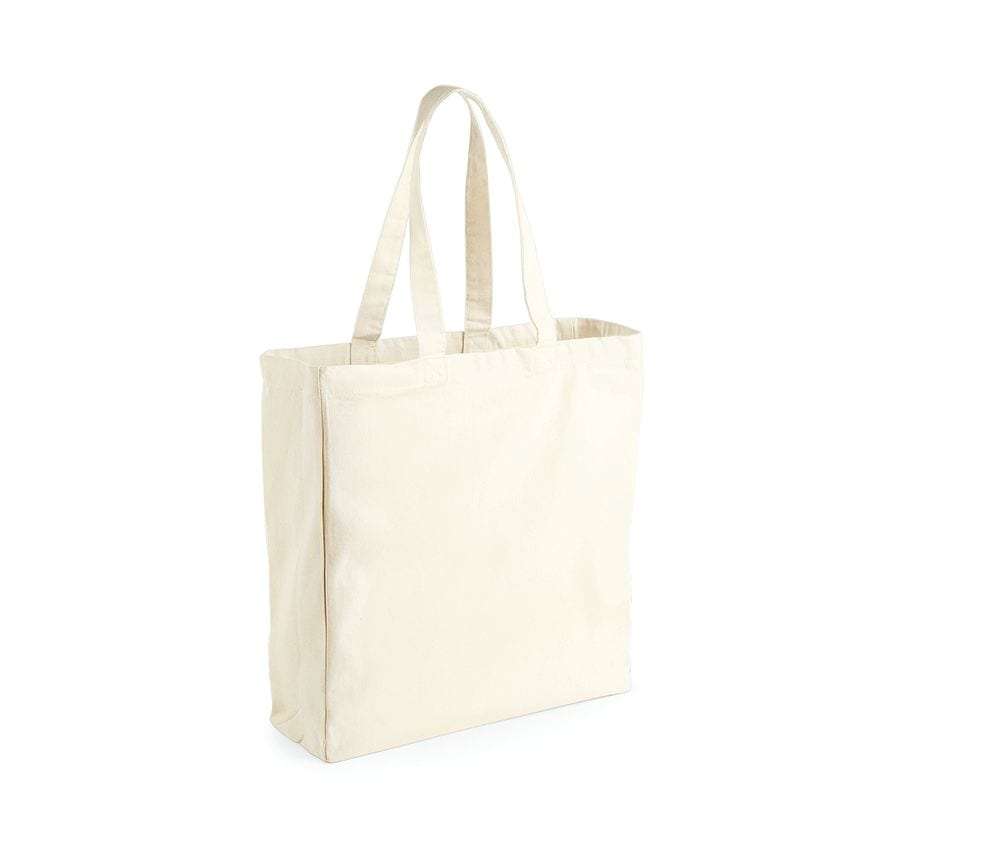 Westford Mill WM108 - Canvas classic shopper