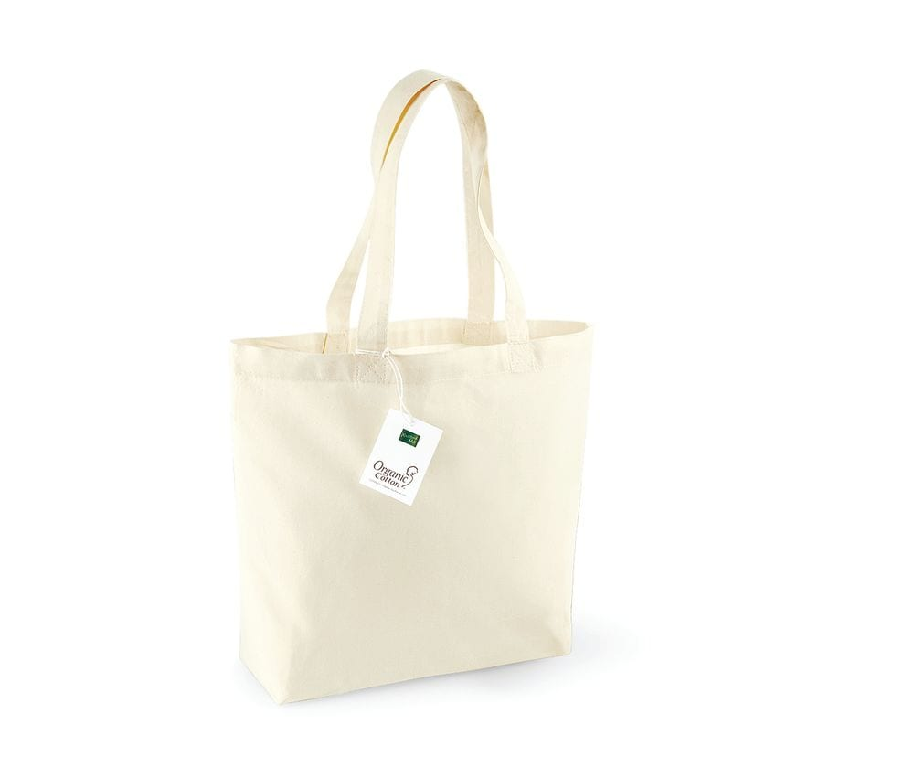 Westford Mill WM180 - Organic cotton shopper