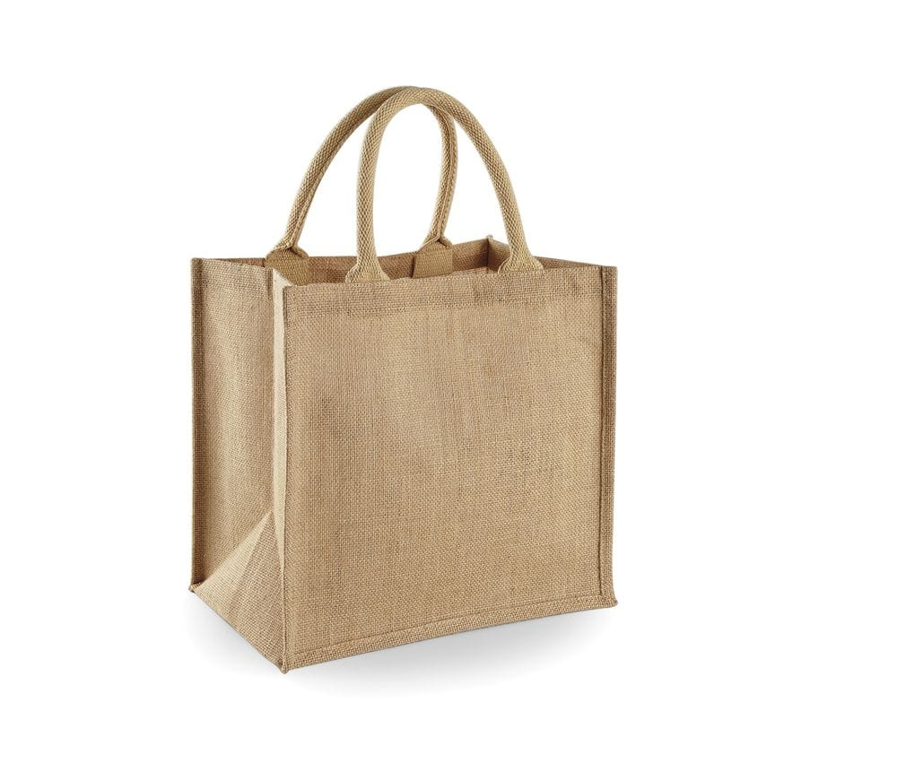 Westford mill WM413 - Jute Midi Tote