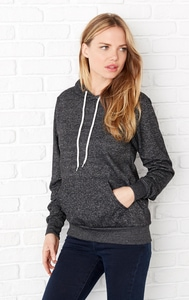 BELLA+CANVAS B3719 - Unisex Sponge Fleece Pullover Hoodie
