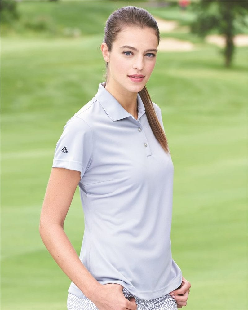 adidas A131 - Golf Ladies' ClimaLite® Basic Polo