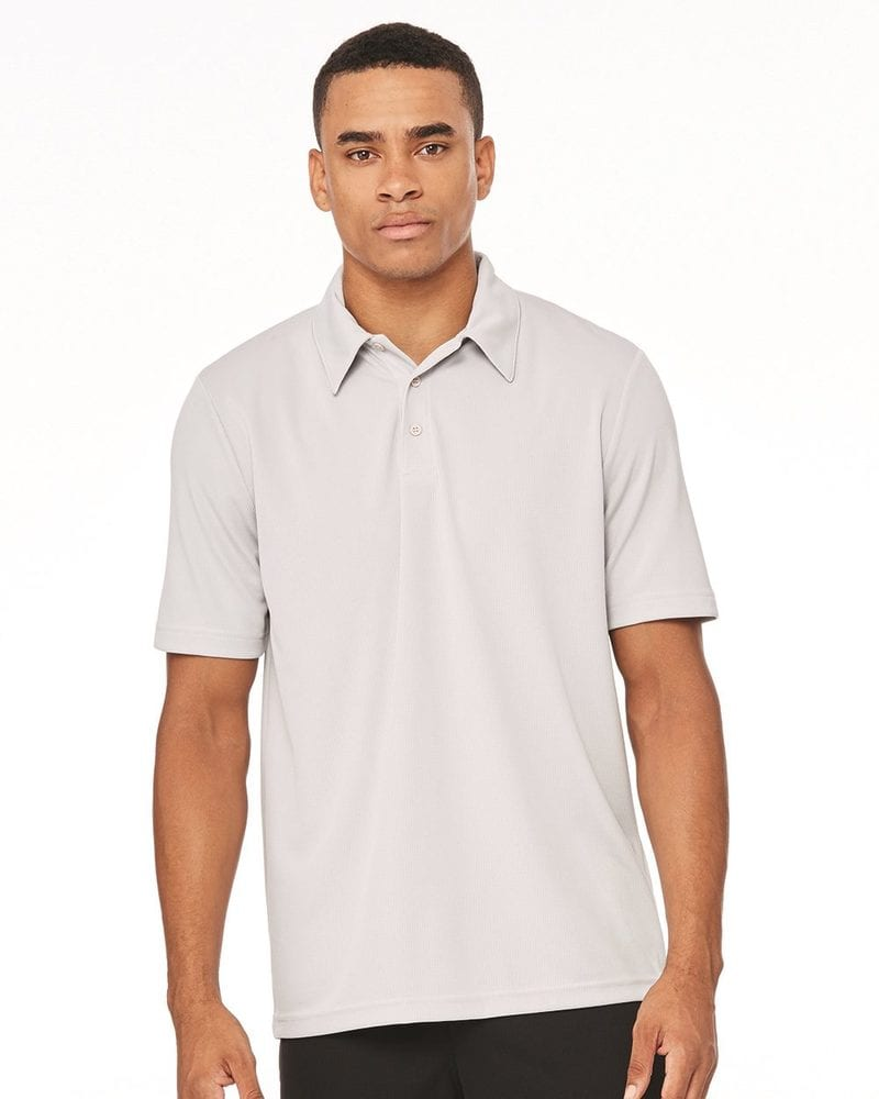 All Sport M1709 - Performance 3-Button Mesh Sport Shirt