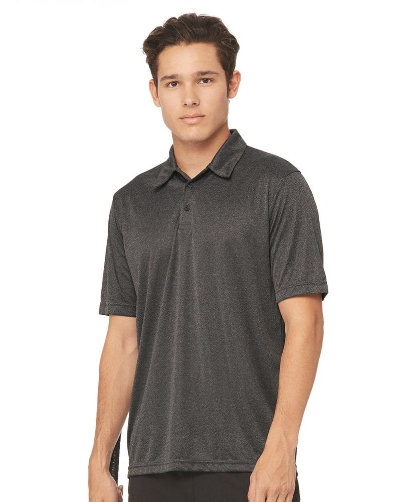 All Sport M1809 - Performance 3 Button Polo