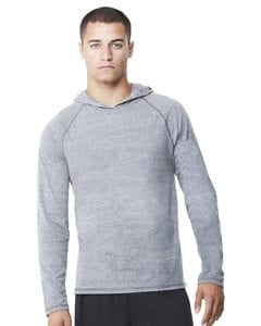 All Sport M3101 - Triblend Jersey Hooded Pullover