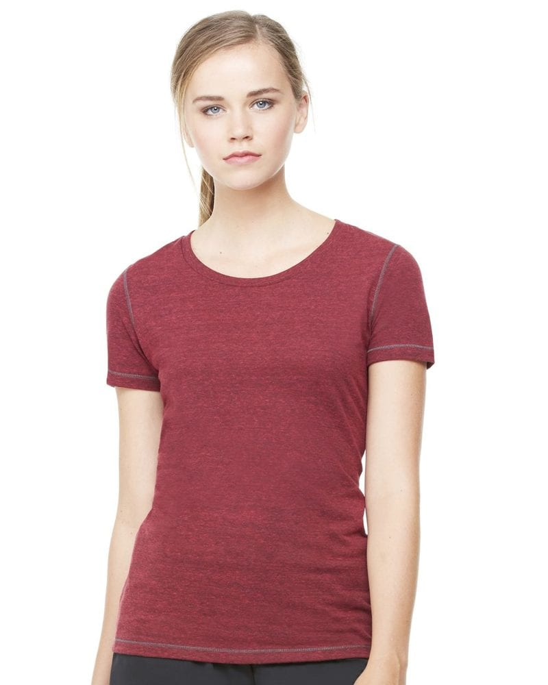 All Sport W1101 - Ladies' Triblend Short Sleeve T-Shirt