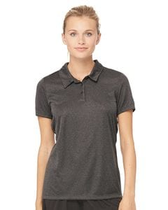 All Sport W1809 - Ladies Performance 3-Button Sport Shirt