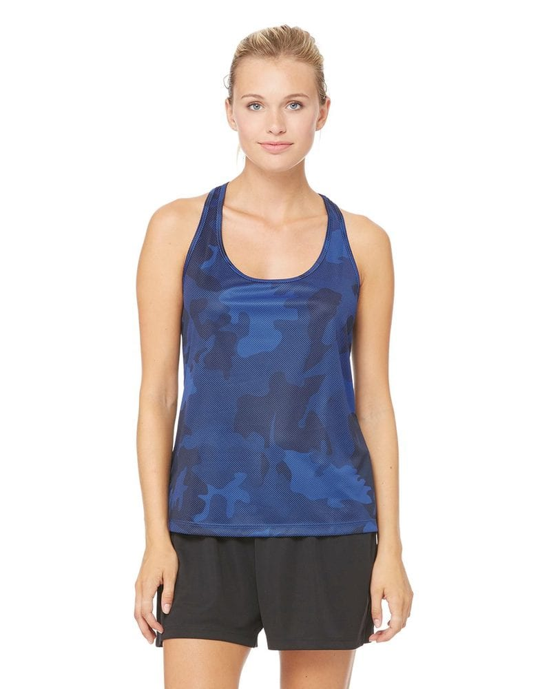 All Sport W2079 - Ladies' Performance Racerback Tank