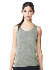 All Sport W2170 - Ladies Triblend Racerback Tank