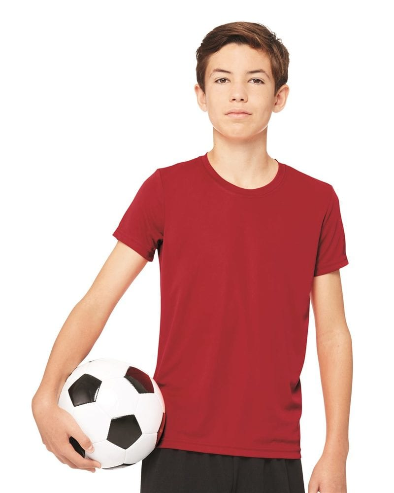 All Sport Y1009 - Youth Performance Short Sleeve T-Shirt