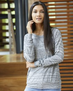 Alternative 1990e1 - Ladies Eco-Jersey Slouchy Pullover